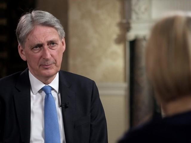 Hammond: I reject idea millions live in dire poverty
