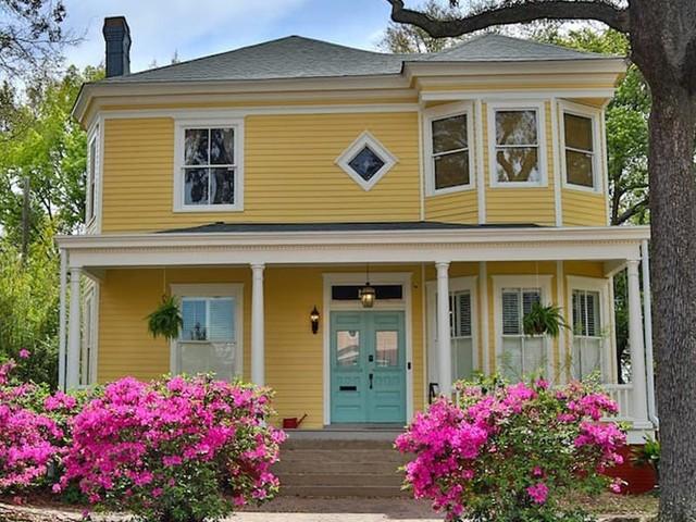 The best Airbnbs in Savannah