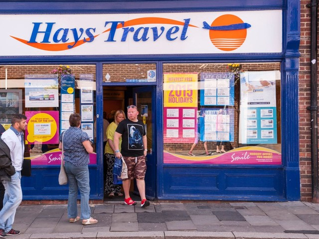 Thomas Cook stores owner creates 1,500 jobs and apprenticeships
