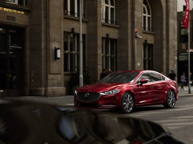 All-wheel-drive Mazda 6 Prospects Looking Very Iffy