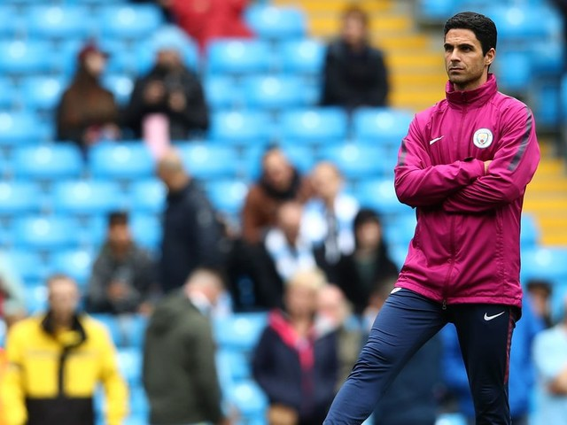 Arsenal 'consider' Man City coach Mikel Arteta as Arsene Wenger successor