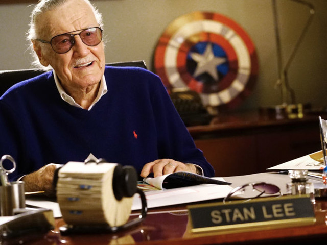 Stan Lee, Marvel legend, dies aged 95