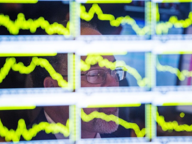 Traders are glued to a key level on the charts
