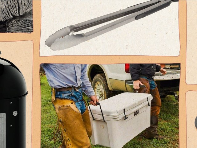 10 grilling essentials that chefs and pitmasters swear by for making the best BBQ