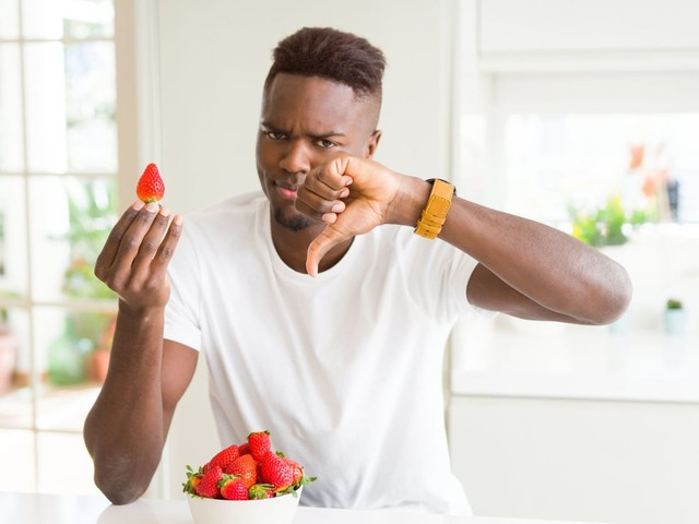 Can't cook, too lazy: Why young men are not eating enough fruit and veg