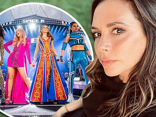 Victoria Beckham 'made £1million by NOT joining the Spice Girls reunion tour'