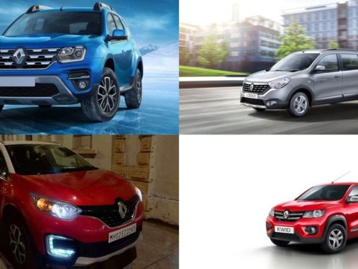 Renault India Offers Festive Benefits Of Up To INR 1 Lakh