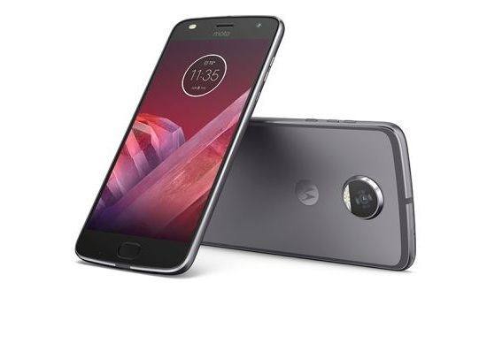 Motorola Announces the Moto Z² Play