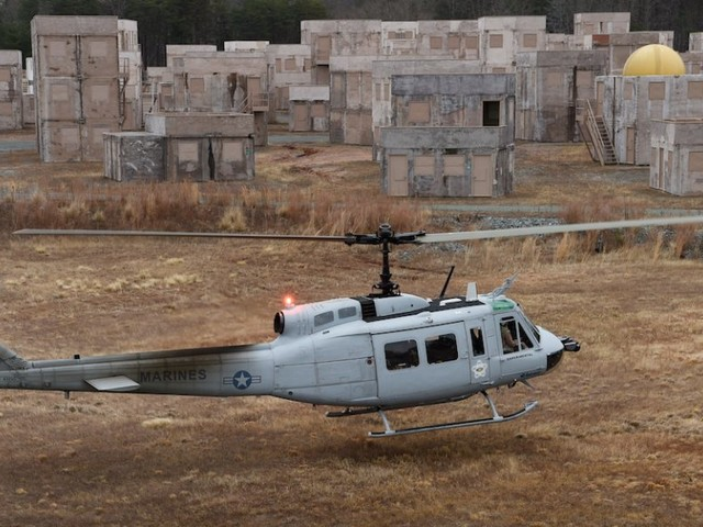 The Marine Corps just successfully tested a fully autonomous helicopter
