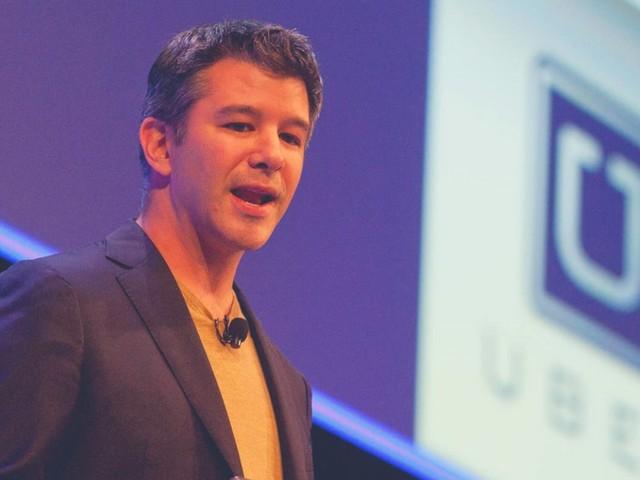 Travis Kalanick, CEO of Uber Resigns