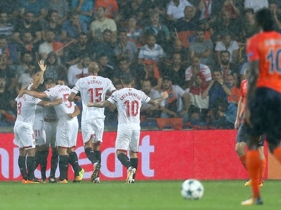 Sevilla v Istanbul Basakeshir Betting: Andalusians out to finish the job with aplomb