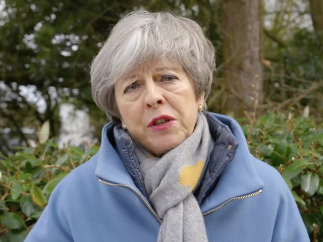Theresa May ready to ditch her Brexit deal and trigger two-year exit delay if defeated for a third time
