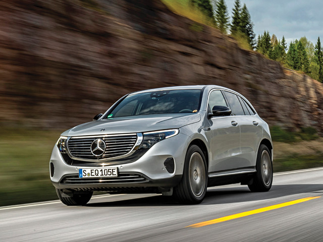 Review: Mercedes-Benz EQC review, test drive