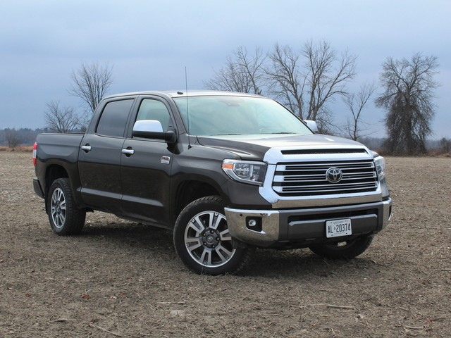 2018 Toyota Tundra Platinum 4×4 1794 Edition Review – Bloodbath in Ranch Country