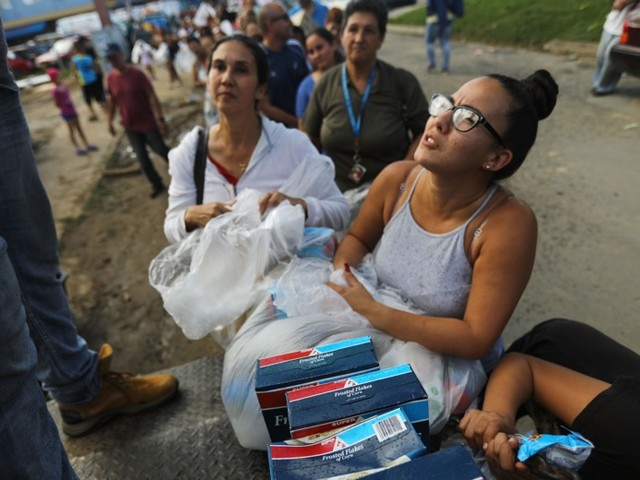 With No Employees and No Experience, an Atlanta Woman Got $156 Million to Provide 30 Million Relief Meals to Puerto Rico