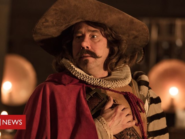 Long-nosed lover Cyrano returns to woo Paris in hit play Edmond