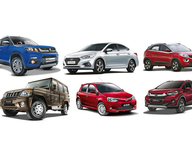 Carmakers post sales growth in November
