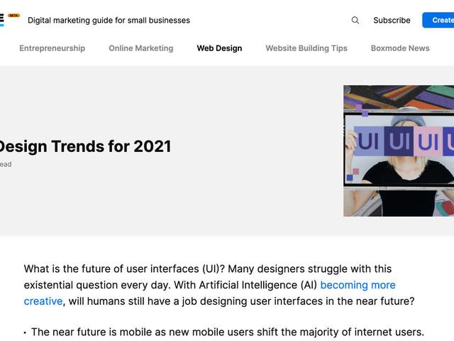 Popular Design News of the Week: January 18, 2021 – January 24, 2021