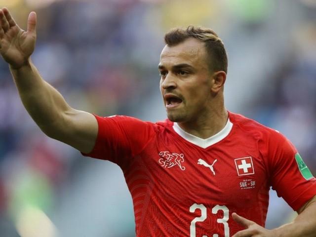 Why Liverpool star Xherdan Shaqiri pulled out of Switzerland squad
