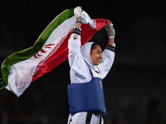 Iranian taekwondo player Alizadeh could be forced to retire from sport