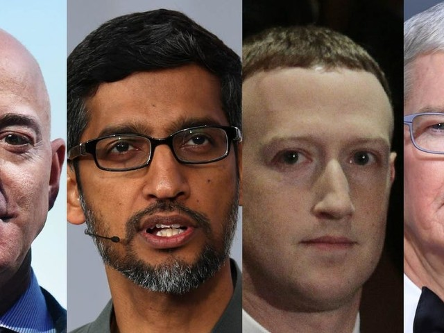 In their recent showdown with Congress, the tech titans argued they hadn't grown too powerful. The days that followed told a very different story. (GOOGL)