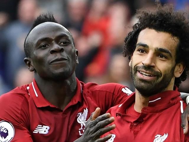 Mohamed Salah beats Sadio Mane to win BBC African Footballer of the Year 2018