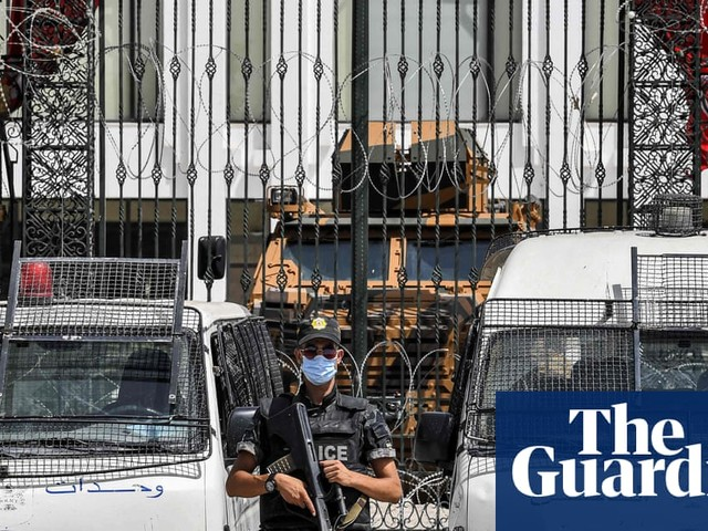 A coup or not? Tunisian activists grapple with president's powergrab