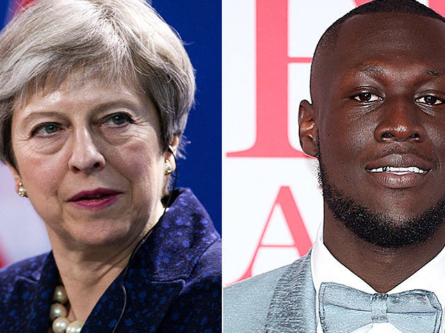 Theresa May Responds To Stormzy's Brits Takedown Saying She's 'Absolutely Committed' To Grenfell Victims