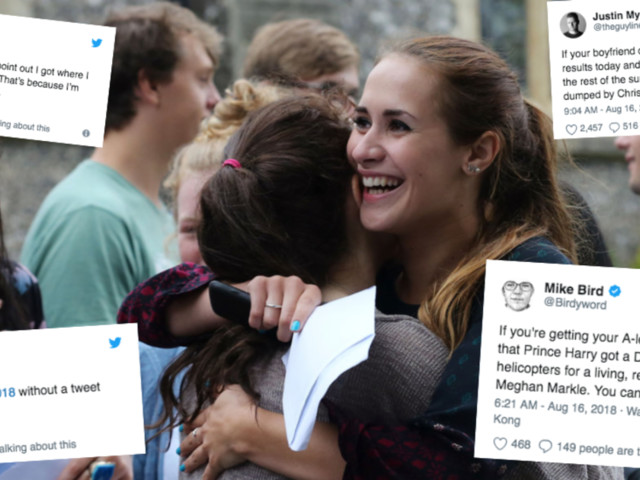 A-level Results Day 2018: The Funniest Tweets