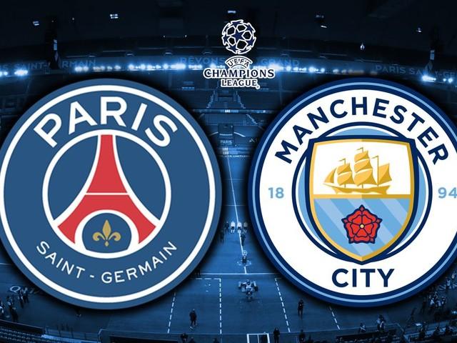 PSG vs Manchester City LIVE updates