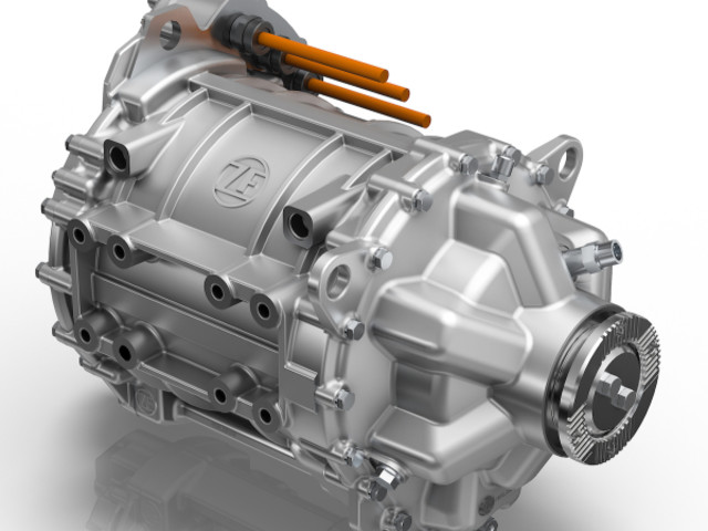 ZF introducing new 170 kW electric drive with functional safety for commercial vehicles