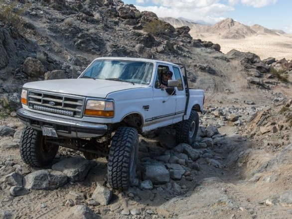This Diesel 1997 Ford F-250 Can Crawl As Well As It Hauls