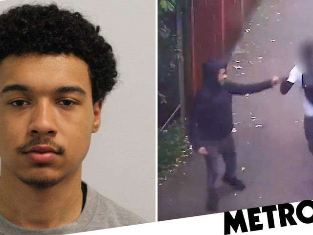 Teen killers fist-bumped after 'unprovoked' attack with Rambo knife