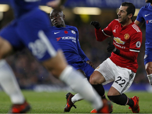 Mourinho has harsh words for underperforming Mkhitaryan