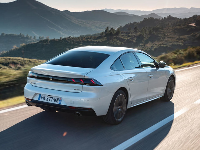 Peugeot 508 Hybrid 225 GT 2020 review