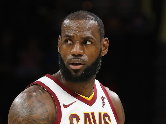 LeBron James Reveals What He Told His Children After House Vandalized with Racist Slur