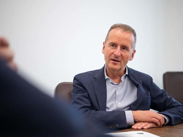 The Wolf of Wolfsburg: Autocar meets VW boss Herbert Diess