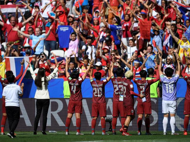 Fifa Women's World Cup: Thailand tears, Endler impresses, US storm through