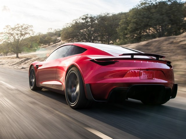 New Tesla Roadster unveiled by Elon Musk – Does 0-100 kmph in just 1.9 seconds