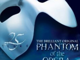 The Phantom Of The Opera To Begin UK And Ireland Tour With 10-Week Run At Palace Theatre Manchester