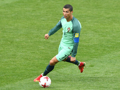Problems? What problems? Ronaldo on target in Portugal win