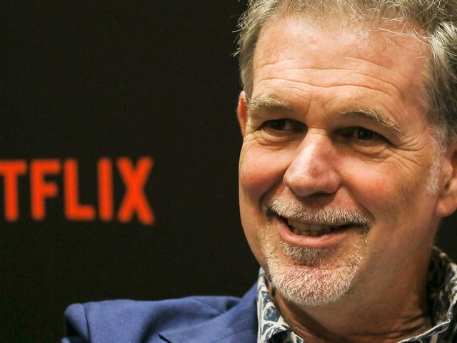 Netflix co-CEO Reed Hastings unpacks the philosophy behind sending candid emails to staffers explaining why a colleague was fired