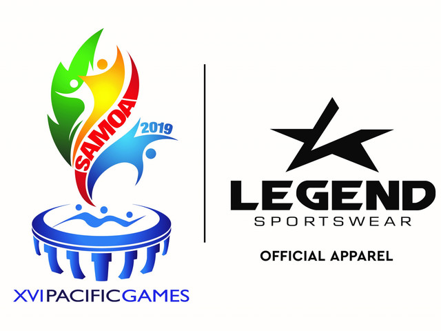Legend to provide Samoan team kit at Pacific Games