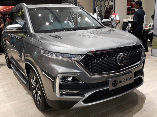 MG Hector bookings to restart on October 1