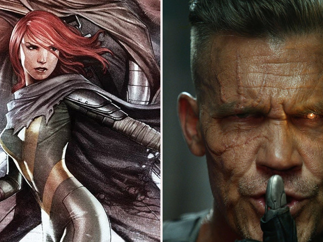Will Hope Summers Appear In Deadpool 2?