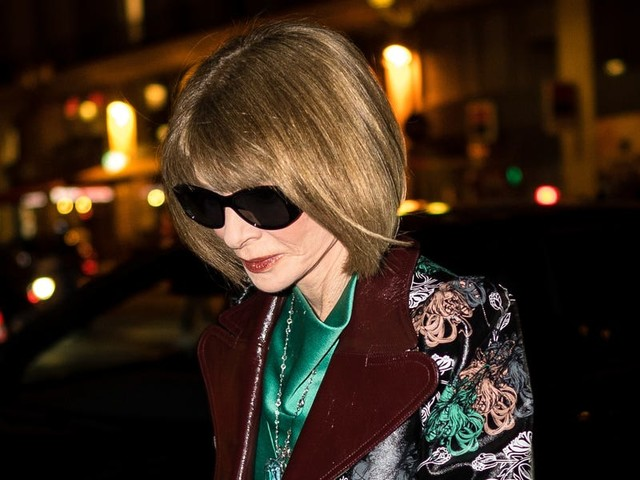Vogue's editor-in-chief Anna Wintour is worth an estimated $35 million. From her first job in retail to front-row seats at NYFW, here's what her career and life have been like.