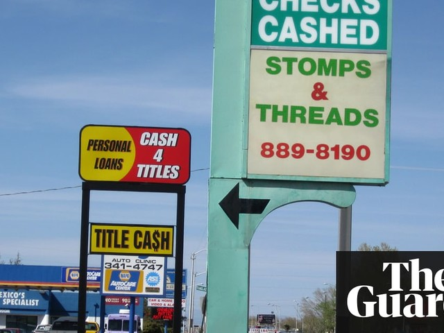 'Legalized loan sharking': payday loan customers recount their experiences