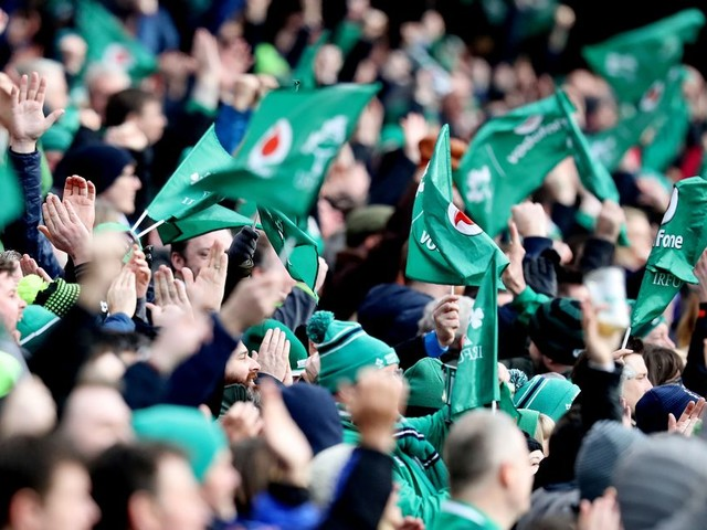 Rugby World Cup tickets 'extremely limited' for Ireland fans
