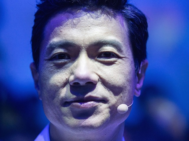 Chinese tech giant Baidu is making a play for the next big thing after cloud computing (BIDU)