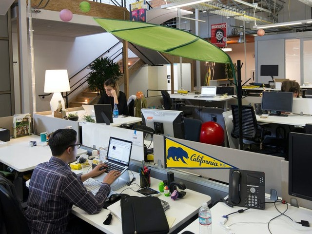 Silicon Valley's open offices are probably over, thanks to the coronavirus — but they were always bad for employees anyway